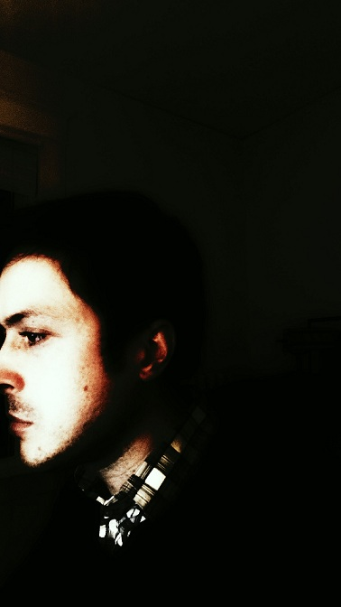Self-Portrait (Night Music,) 2013