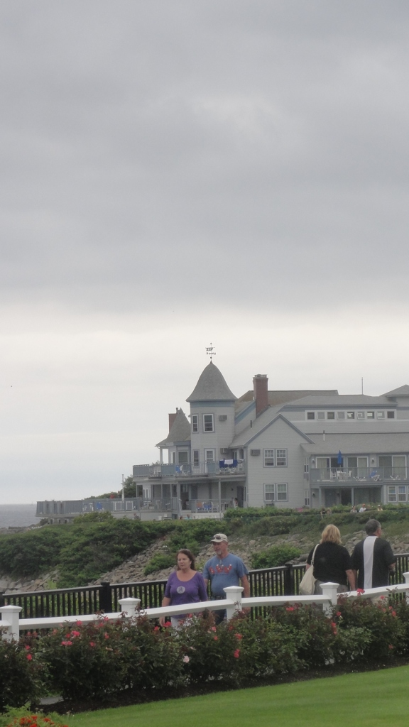 The Marginal Way - view from the entrance