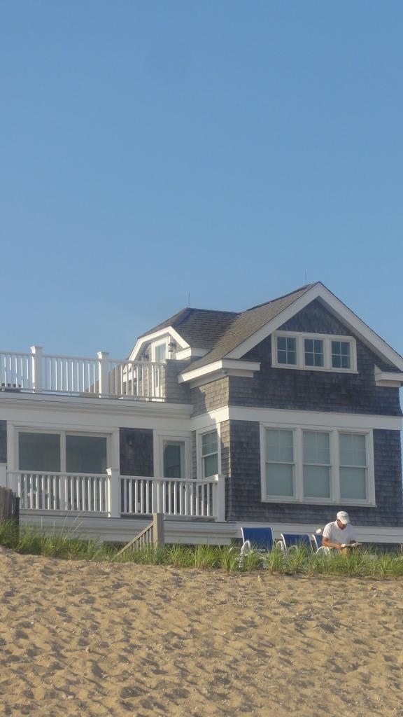 Cousin's beach house