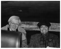 with Jack Nicholson