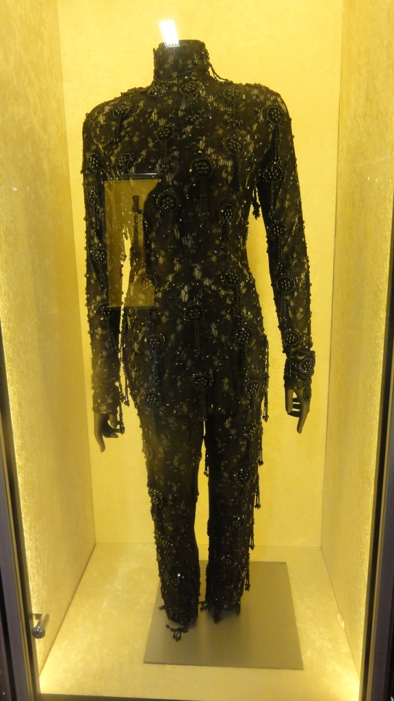 Whitney Houston wore this in the 90's