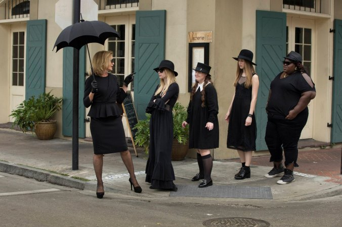 AMERICAN HORROR STORY Coven: Episode 1 Synopsis