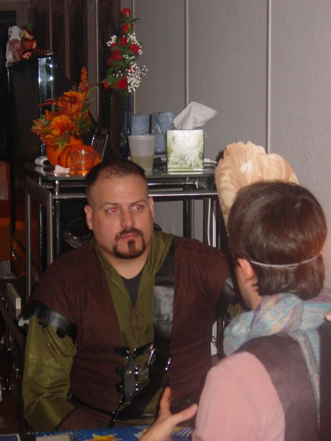 A serious tarot reading