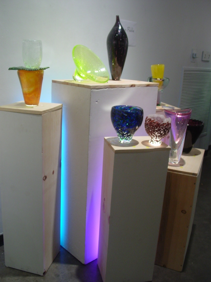 Blown glass for thousands