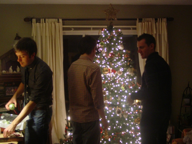 The Tree Decorating Committee