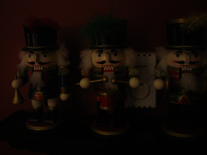 Nutcrackers on gaurd
