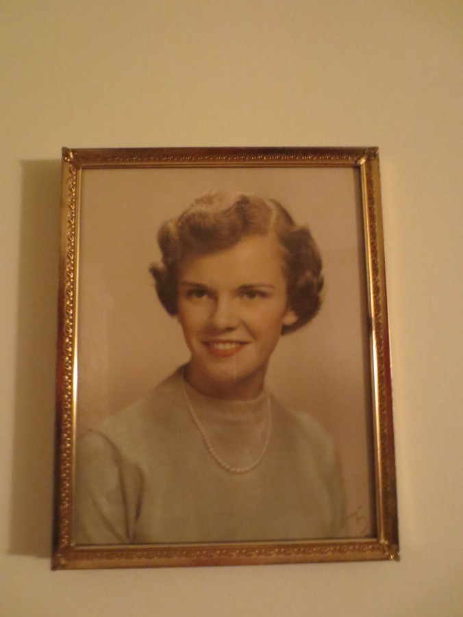 Aunt Jan as Doris Day